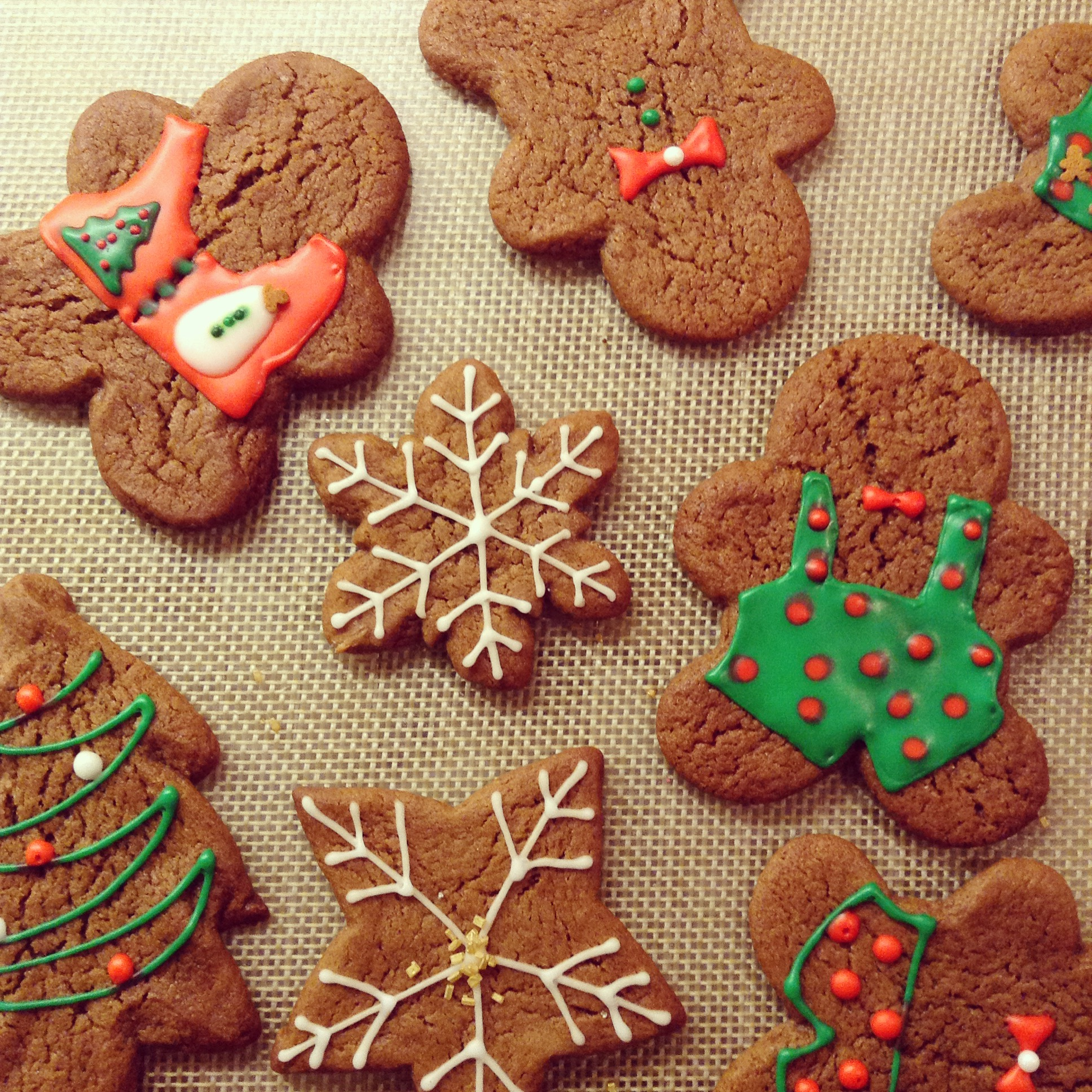 Favorite Christmas Cookie Recipes Molly J Wilk